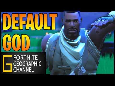 Fortnite Geographic | The Default skin Tryhard | Short film documentary | Sonny Evans