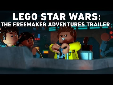 Lego Star Wars: The Freemaker Adventures (Promo)