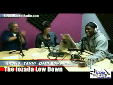 LOZADA LOWDOWN RECAP WITH COMEDIAN DEAN EDWARDS AS JAY-Z