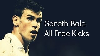 Die Freistoßtore des Gareth Bale (2006-2014)