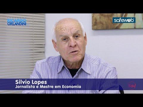 Ricardo Orlandini entrevista o jornalista com mestrado em economia, Silvio Lopes. Uma conversa sobre o cenário econômico e político do Brasil na atualidade.