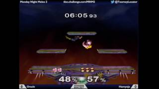 Green Eggs And Ham – Hamyojo's Melee Yoshi combo video, three years in the making