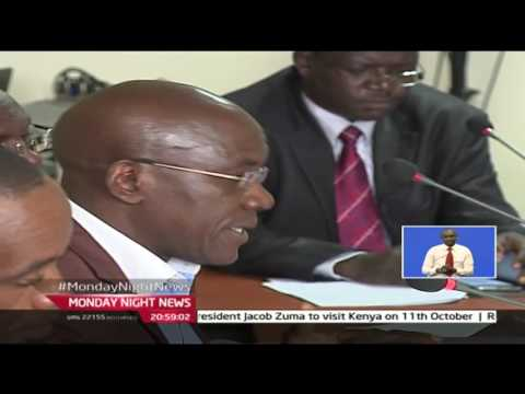 Monday Night News: IEBC send off, 26/9/2016