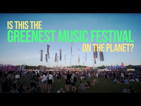 Can a Music Festival Be Green?
