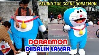Video Behind the scene Doraemon. Dibalik layar badut doraemon MP3, 3GP, MP4, WEBM, AVI, FLV Juni 2018