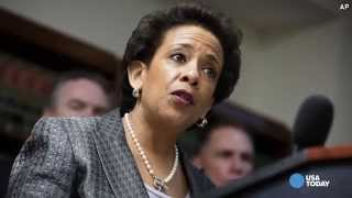 Loretta Lynch To Succeed Holder As Attorney General