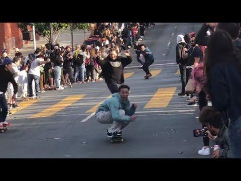 Hill Bomb: Skater erobern San Francisco - die Polizei ...