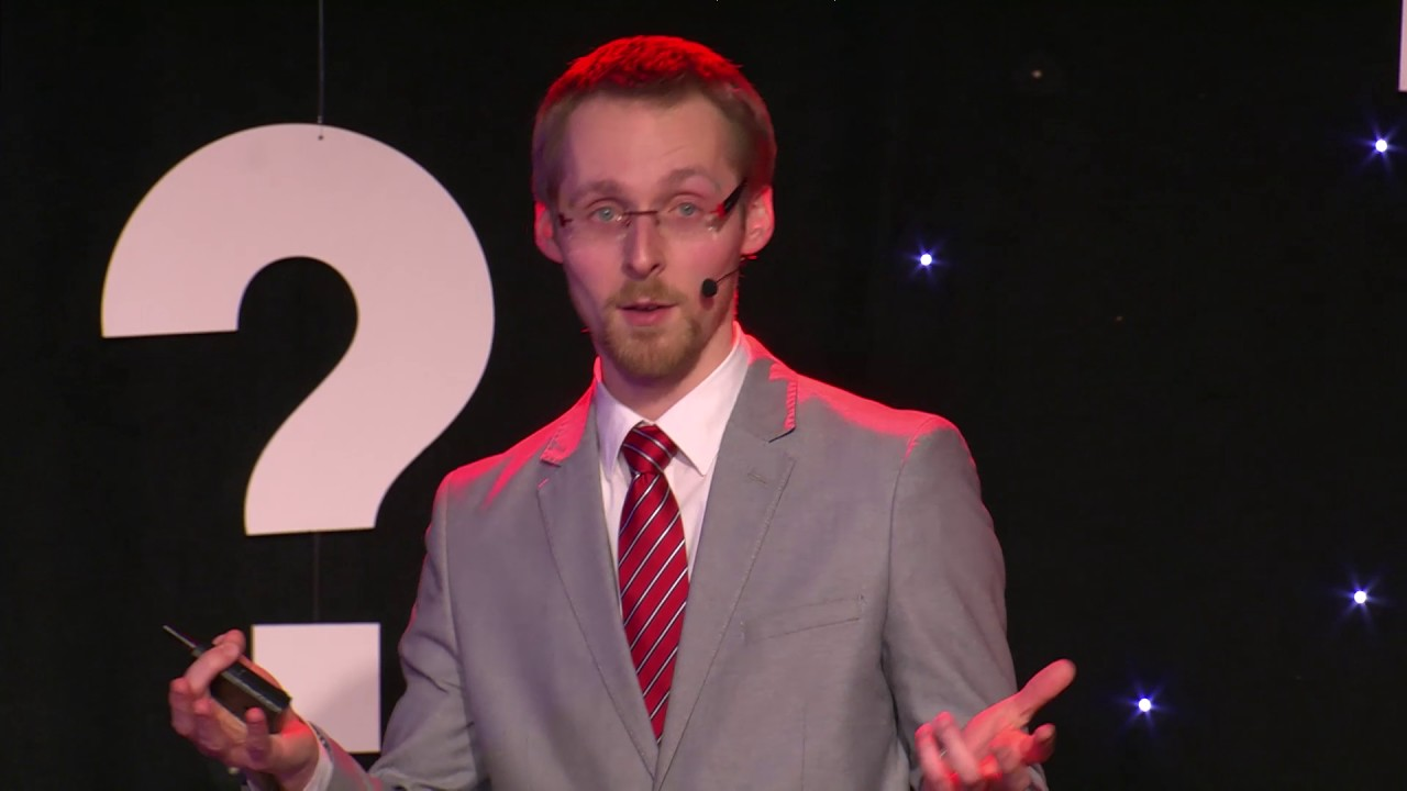 "A ""Eureka"" for Solar Energy   Bert Conings   TEDxUHasselt"