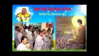 Bài Giảng: Nghe Phật Dạy Nghĩ Lại Mình - Thượng Tọa Thích Giác Hóa