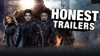 Video Honest Trailers - Fantastic Four (2015) MP3, 3GP, MP4, WEBM, AVI, FLV Desember 2018