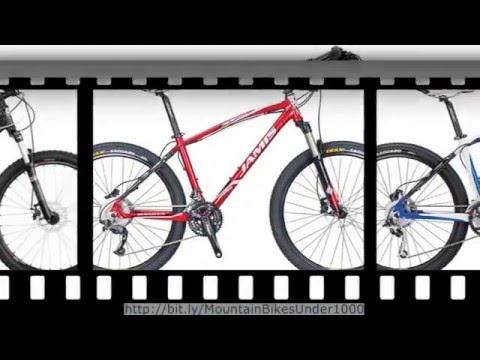 Best Mountain Bikes Under 1000$ (US)