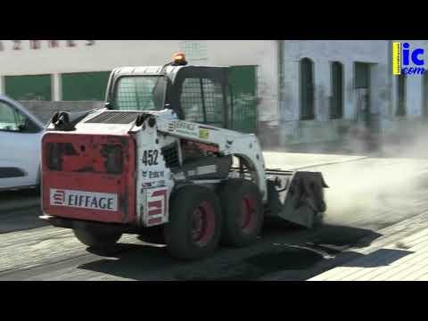 Arreglo Víal del Puerto de Isla Cristina por la Junta de Andalucía.