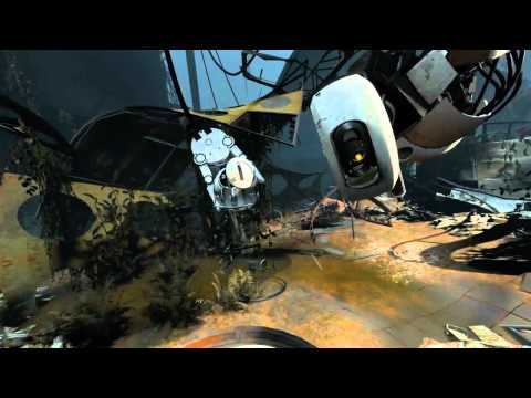 Portal 2 - видео обзор гемплея от kanobu.ru 720 HD