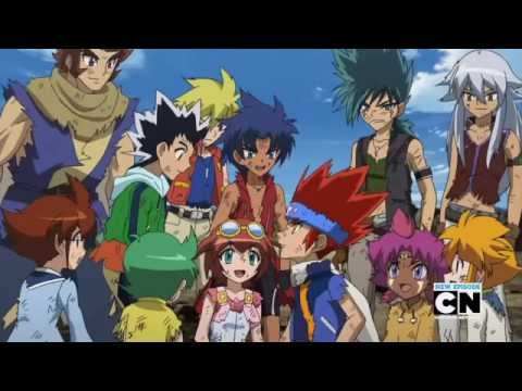 Beyblade: Metal Fury Episode 39- A Ray Of Hope (Season And Saga FINALE)