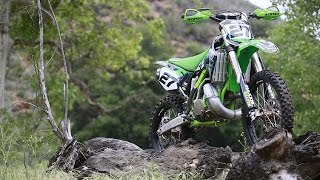 6. 2004 Kawasaki KX250 2 Stroke Off Road Project Build || Dirt Bike Magazine