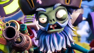 PLANT VS ZOMBIES Battle for Neighborville Trailer (2019) by Game News