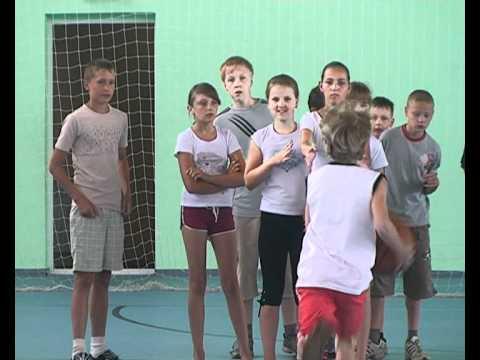 Соревнования летних лагерей