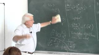 METU - Quantum Mechanics II - Week 2 - Lecture 3