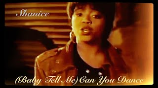 Shanice - (Baby Tell Me) Can You Dance (Official Music Video)