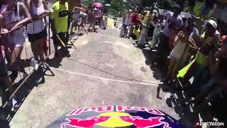 CDWT Filip Polc's Winning Run At The Santos City Downhill 2015 | EpicTV Fresh Catch