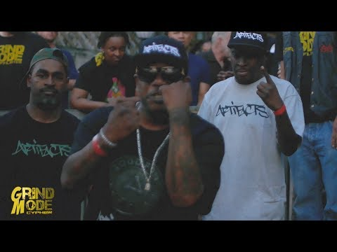 Artifacts - El Da Sensei & Tame One - Grind Mode Cypher (prod. by Lingo)