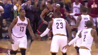 LeBron, Kyrie Lead the Cavaliers to Huge Second Quarter by NBA