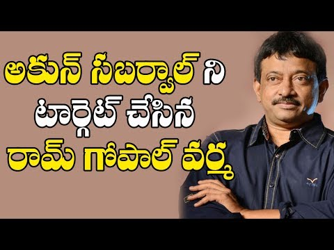 RGV Reacts To Chandravadan's Counter