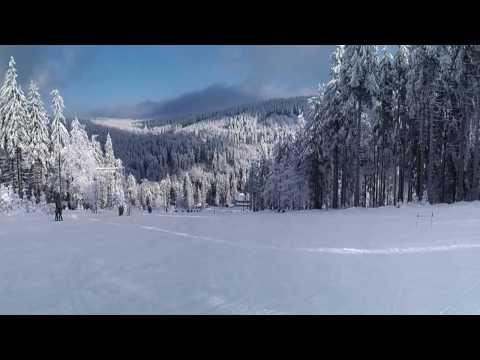 Skiareál Šerlišský mlýn Deštné - Lyžování v Orlických horách