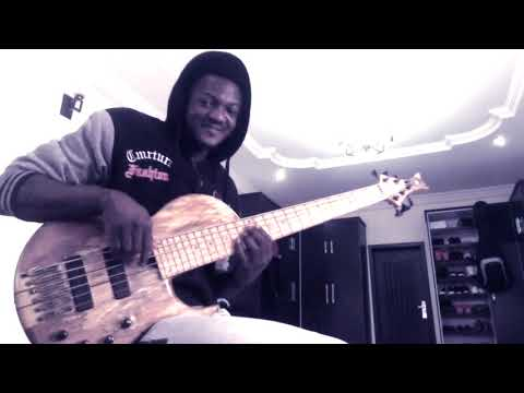 The Gratitude COZA Bassist - Makosa (Bassmatics)