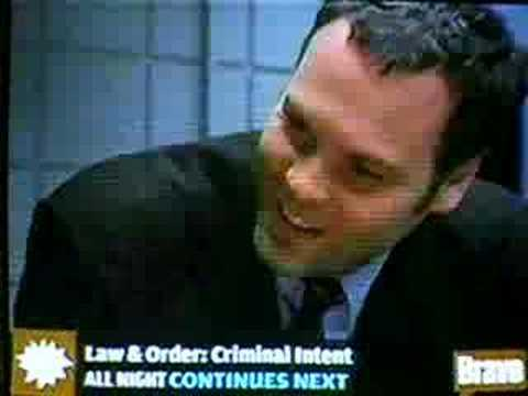 Law & Order: CI commercial