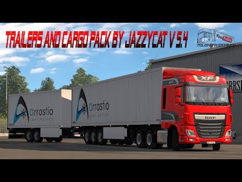 Trailers and Cargo Pack by Jazzycat v5.4