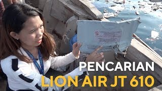 Video [EKSKLUSIF kumparan.com] Pencarian Bangkai Pesawat Lion Air JT610 MP3, 3GP, MP4, WEBM, AVI, FLV Februari 2019