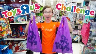 20 DOLLAR TOYS R US CHALLENGE TOY SHOPPING HAUL OPENINGSUBSCRIBE for more Videos!!  http://bit.ly/2cdp2ZtSubscribe to CollinTV Gaming: http://www.youtube.com/channel/UCqME2...Instagram : https://instagram.com/official_collintv/CollinTV is a fun, family oriented Youtube channel. If you like videos on food challenges, taste tests , recipes, candy reviews,  cool toys, vlogs, and many other fun ideas....this is the perfect channel for you. Don't forget to subscribe! Thanks!Feel free to email CollinTV at: CollinsTVShow@gmail.comSend Fan Mail to:CollinTV4000 W 106th St #125-153Carmel, IN 46032Music by Epidemic Sound
