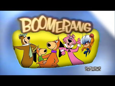 (ALL) Boomerang GENERIC Bumpers (INSTRUMENTAL) (April 2000) (Updated Version) (for TCN20100) Mp3