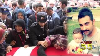 SAMSUN BARUTHANE MAHALLESİNDE ŞEHİT POLİS BURAK ZOR'UN ADI YAŞATILACAK