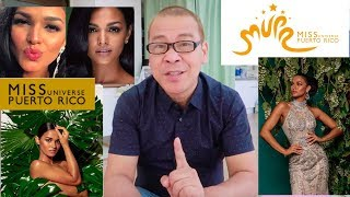 Video MISS PUERTO RICO Adds Excitement!!First Impression🌎Miss Universe 2018. MP3, 3GP, MP4, WEBM, AVI, FLV September 2018