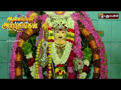 Sri-Kamanada-Eswarar-Temple-Aragalur-Salem-Aalayangal-Arputhangal-08-08-2016-Puthuyugam-TV