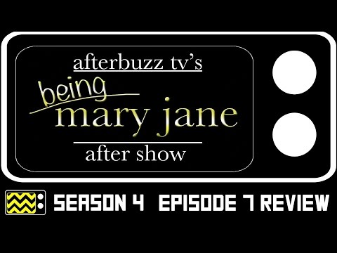 Being Mary Jane Season 4 Episode 7 Review & After Show   AfterBuzz TV
