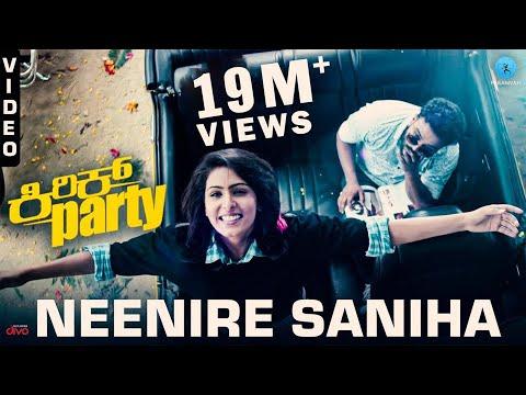 Video Neenire Saniha - Video Song | Kirik Party | Rakshit Shetty, Samyuktha Hegde | Rishab Shetty download in MP3, 3GP, MP4, WEBM, AVI, FLV January 2017