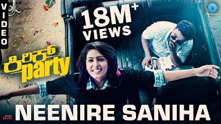 Video Neenire Saniha - Video Song | Kirik Party | Rakshit Shetty, Samyuktha Hegde | Rishab Shetty MP3, 3GP, MP4, WEBM, AVI, FLV Maret 2018