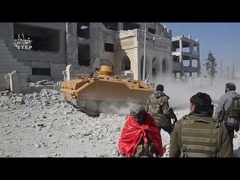 Συρία: «Καθαρή» από τζιχαντιστές η αλ-Μπαμπ, λέει η Τουρκία