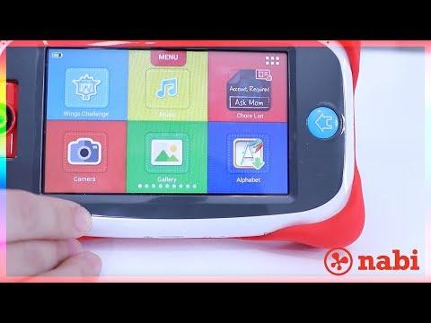 Nabi Jr. Kids Tablet