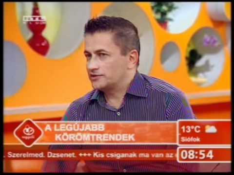 Körömhajó 2010 ősz - csak csajok, RTL Klub