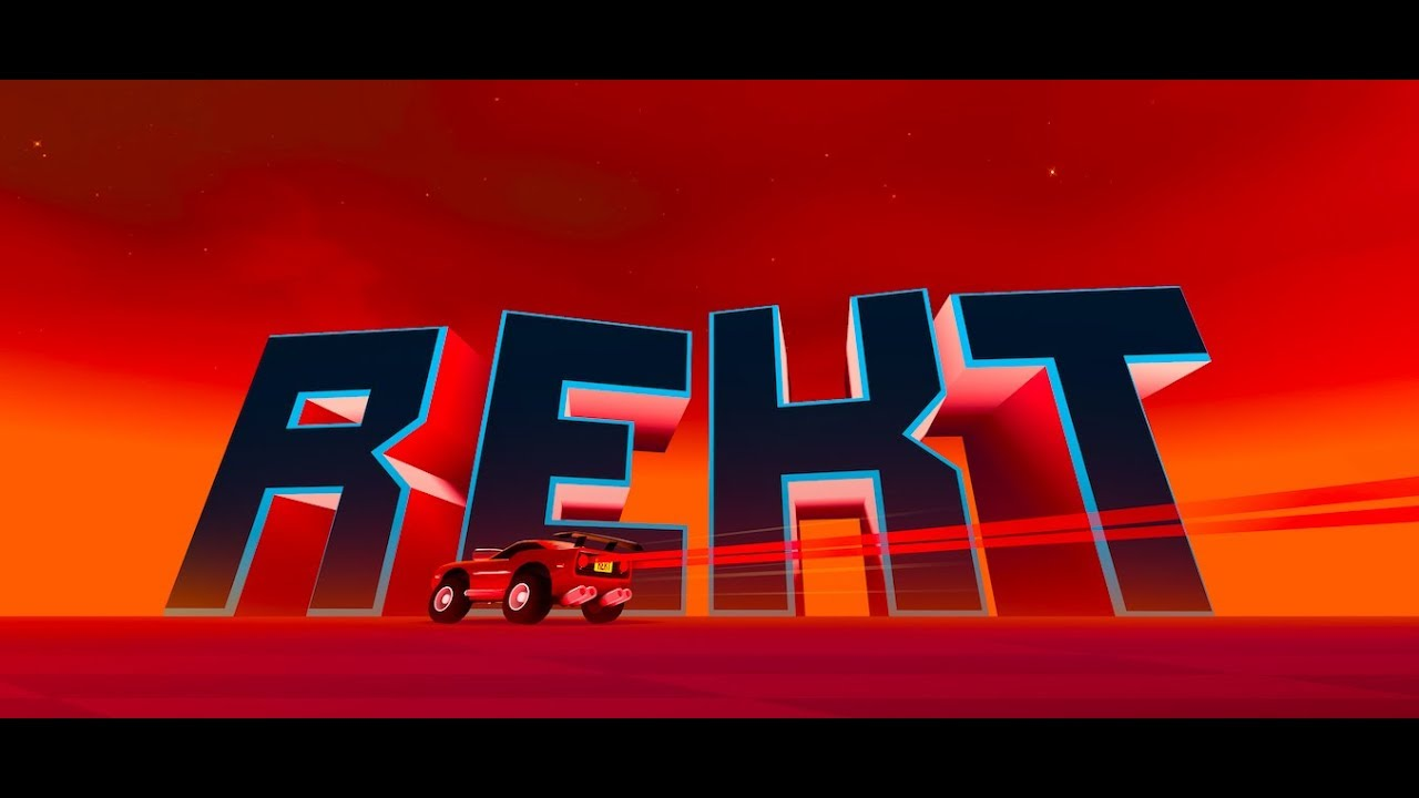 'REKT!' Review- A Flipping Fun Stunt Driving Game