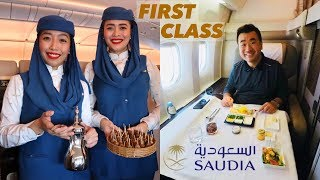 Video Saudia Airlines First Class - Is it Sam Chui approved? MP3, 3GP, MP4, WEBM, AVI, FLV November 2018