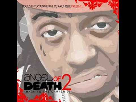 Lil Wayne - Angel Of Death 2 - Crank That Batman (Remix)