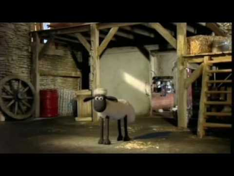 Shaun The Sheep Dancing