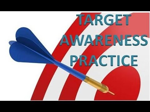 "Practice Golf – ""Target Awareness Golf Lesson"""