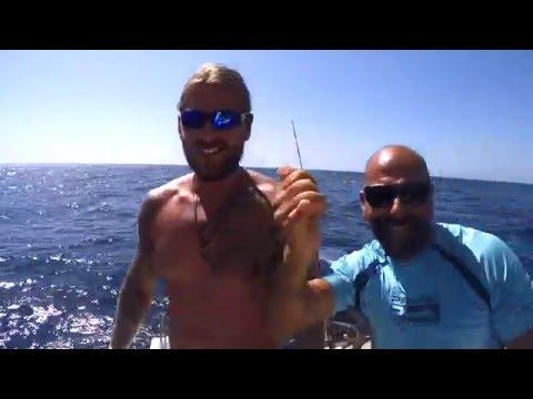 Italian Fishing TV - Old Captain - La Sfida - Puntata 6