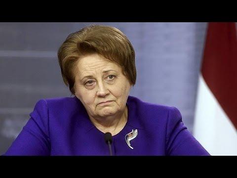 Παραιτήθηκε η πρωθυπουργός της Λετονίας